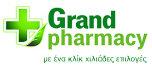 GrandPharmacy.gr Logo