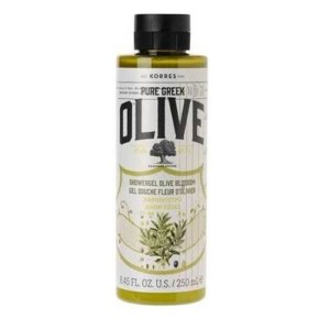 Korres Pure Greek Olive Αφρόλουτρο με Άνθη Ελιάς 250ml