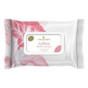Pharmasept Cleria Ηypoallergenic Demakeup Wipes 30pics