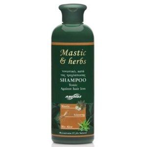 Anemos Mastic & Herbs Shampoo Tonic Against Hair Loss 300ml