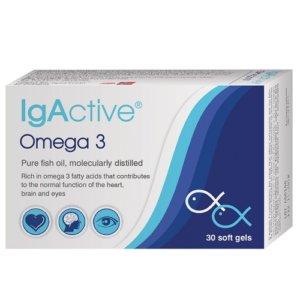 IgActive Omega 3 30soft caps