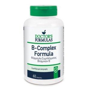 Doctor's Formulas B-Complex Formula 60tabs