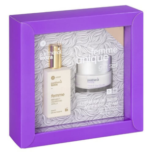 Medisei Femme Unique Gift Set Femme Eau De Toilette 50ml & Face & Eye Cream 50ml