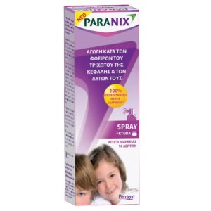 Paranix Treatment Spray 100ml & Comb